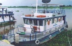 Encomenda Cruzeiro no Pantanal 4 dias