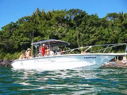 Encomenda Passeios de barco