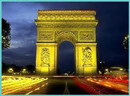 Encomenda Pacote Paris