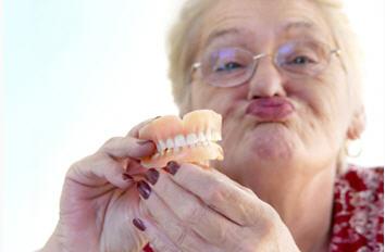 Encomenda Рróteses dentárias