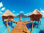 Encomenda Pacote - Lua de Mel no Tahiti