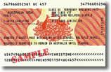 Encomenda Informações sobre visto para a Austrália
