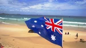 Encomenda Festas na Austrália