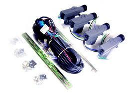 Encomenda Conserto e manutenção de travas elétricas