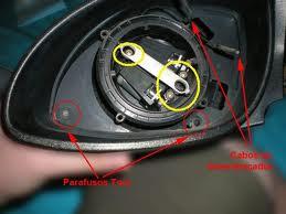 Encomenda Conserto e manutenção de espelhos retrovisores elétricos