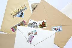 Encomenda Serviços de correspondência