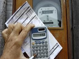 Encomenda Cobrança indevida nas contas telefônicas e de energia elétrica