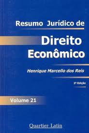 Encomenda Direito econômico em geral