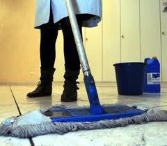 Encomenda Limpeza e conservação