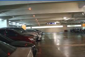 Encomenda Orientação de estacionamento