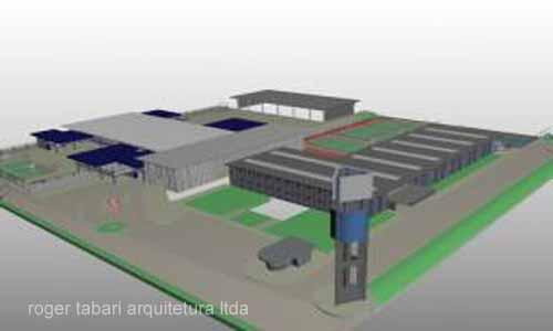 Encomenda Arquitetura Educacional