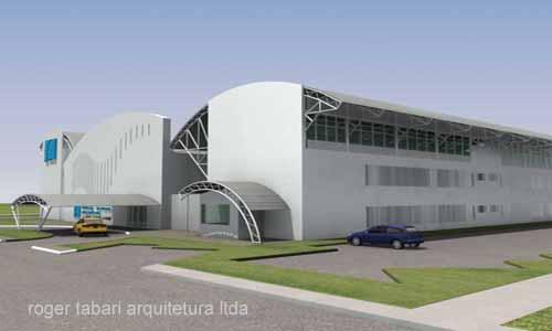 Encomenda Arquitetura Institucional