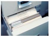 Encomenda Guarda de Documentos