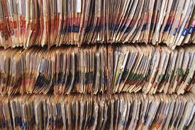 Order Documents archiving works