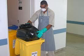 Encomenda Limpeza hospitalar