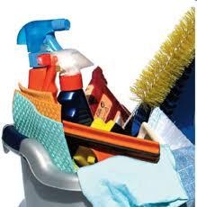 Encomenda Limpeza e higienização