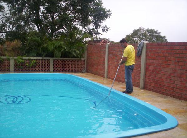 Encomenda Tratamentos de piscinas