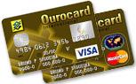 Encomenda Ourocard International