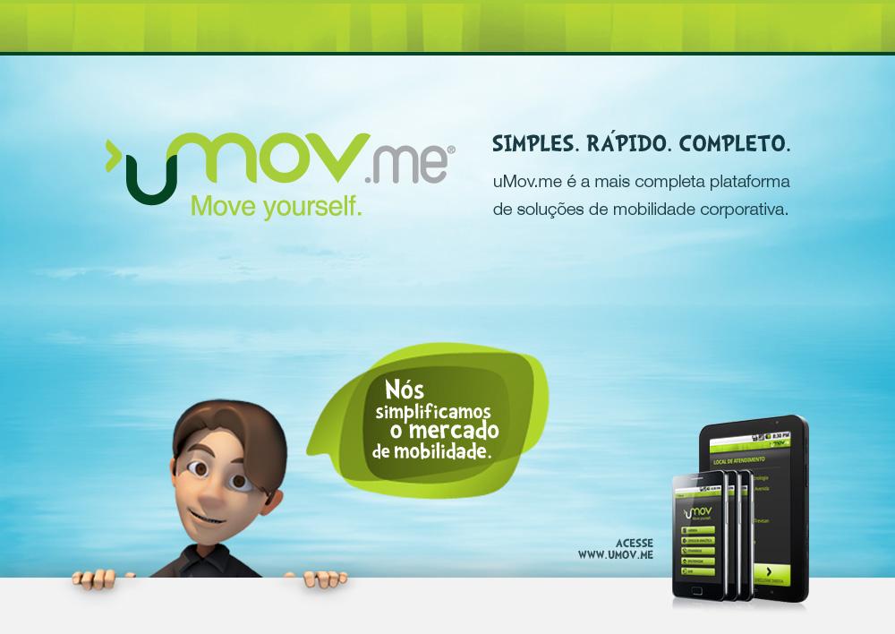 Encomenda Campanha uMOV.me
