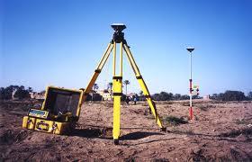 Encomenda Trabalhos de engenharia geodesíca