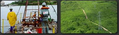Encomenda Elaboração de estudos ambientais e execução de planos e programas ambientais.