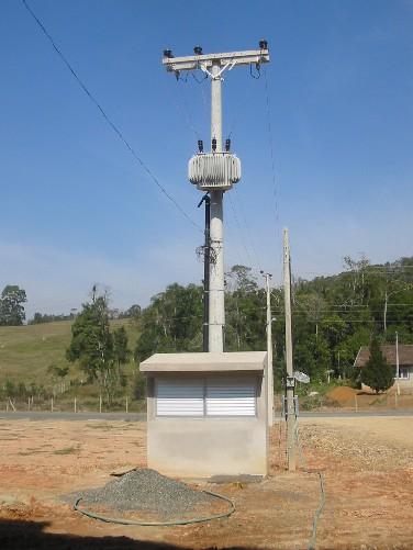 Encomenda Instalações Elétricas