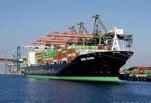 Encomenda Agenciamento de fretes marítimos