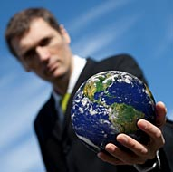 Encomenda Estudos de marketing internacional.