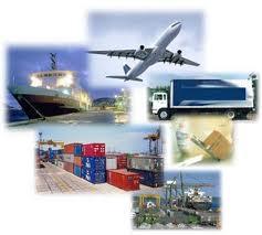 Encomenda Importação e exportação.