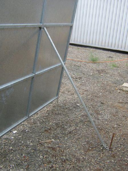 Encomenda Placas para fechamento de Obras