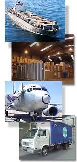 Encomenda Transporte, armazenagem e distribuição nacional.