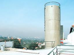 Encomenda Reparação e Reconstrução das Torres Á'gua