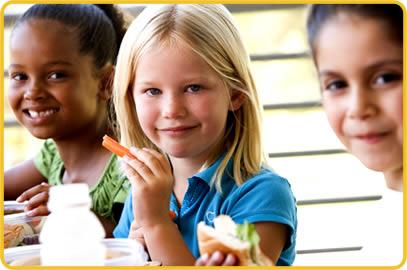 Encomenda Alimentação Infantil