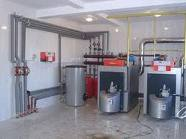 Encomenda Reparação do equipamento das caldeiras