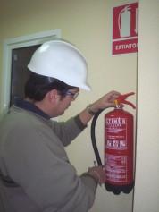 Encomenda Extintores - Lear Empreiteira