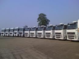 Encomenda Frota com 100 caminhões