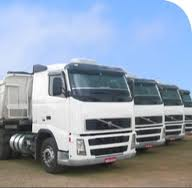 Encomenda Transporte internacional de cargas