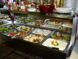 Encomenda Restaurante de serviço de comida para fora