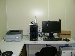 Encomenda Serviços de administração do equipamento informatizado