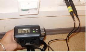 Encomenda Serviços de medição da resistência de isolamento dos cabos elétricos
