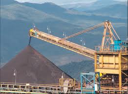 Encomenda Projecção das empresas mineiras e de mineração