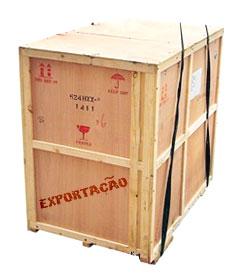 Encomenda Gerenciamento completo de exportação