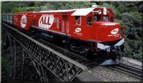 Encomenda Transporte ferroviário