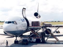 Encomenda Transportes de Cargas Aéreas