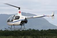 Encomenda Piloto privado de helicoptero