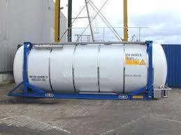 Encomenda Transporte de produtos químicos líquidos