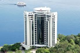 Encomenda Reservas de hotéis no Brasil e exterior