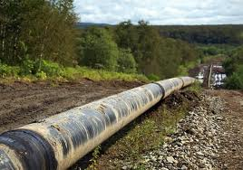 Encomenda Construção de Gasodutos