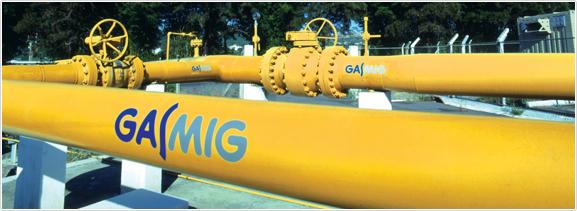 Encomenda Distribuiacao gas natural
