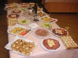 Encomenda Arranjamento de Banquetes